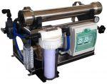 Dissalatore HP SC-E 230V Portata 35 Lt/h Regolazione Manuale della Pressione #39636211