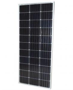 Pannello Solare 12v 100w Modulo Fotovoltaico Silicio Monocristallino EurSolar #30050171