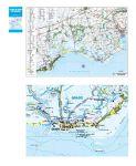 Carta nautica turistica - Laguna di Grado e Marano - Codice: 14521720/2